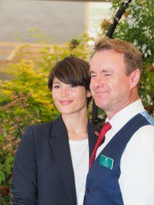 Gemma Arterton & John Hill