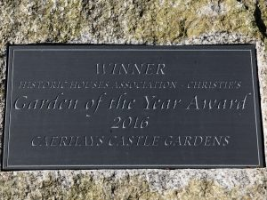 close up of the plaque