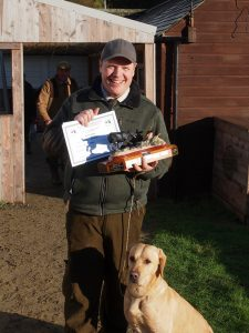 field trial (Labradors) competitors