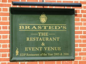 Brasted's hotel and restaurant