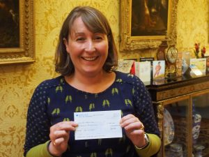 £2,000 to Cornwall Hospice Care