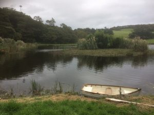 Caerhays 'yacht'