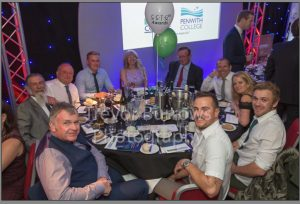Cornwall construction industry training awards