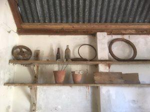 Tin Garden shed