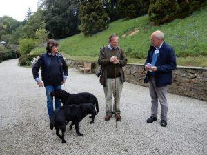 Lizzie, Charles & Peter Hoffman