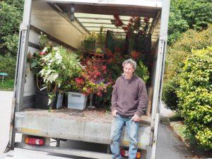 Roy & last lorry load Chelsea