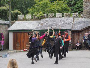 Morris dancers?