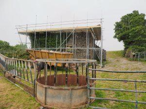 Derrecks (cattle) shed