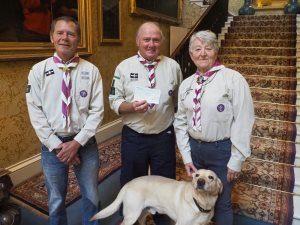 St Austell boy scouts