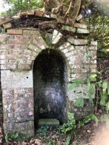 brick lined well culvert