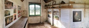 Tin Garden hut