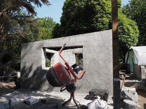 cutting preparation shed