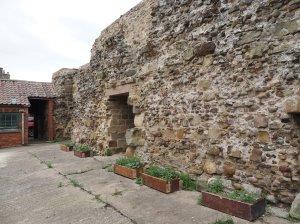 West Harlsey Castle